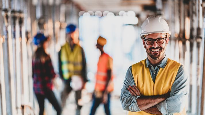 Ninox Software Services for construction